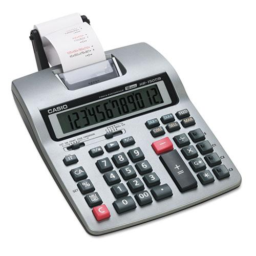 BettyMills: Casio® HR-150TM Printing Calculator - Casio