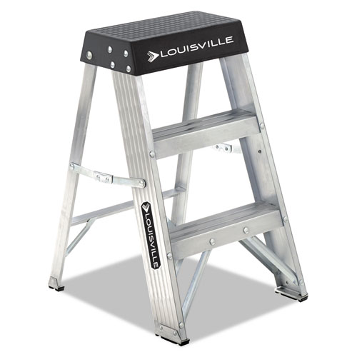 Bettymills Louisville 174 Aluminum Step Stool Louisville