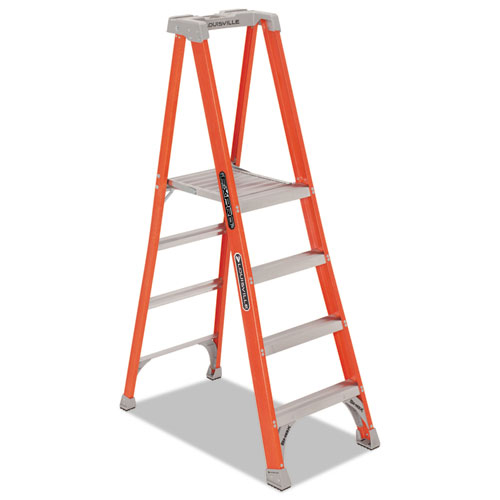 Bettymills Louisville Ladder Fiberglass Pro Platform Step