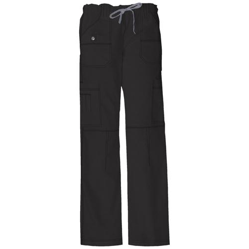 Dickies Womens Low Rise Drawstring Cargo Pant,857455