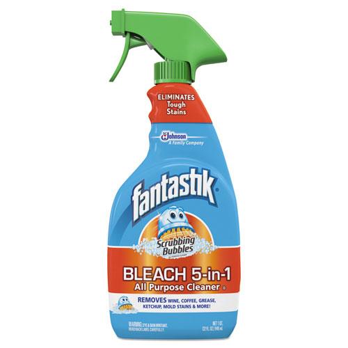 Bettymills scrubbing bubbles bleach 5 in 1 cleaner sc for Msds scrubbing bubbles bathroom cleaner