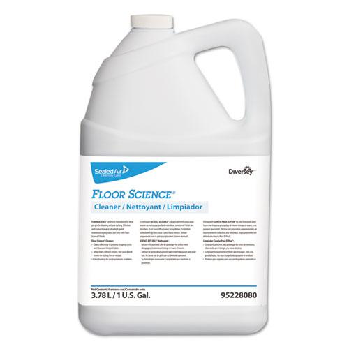 Bettymills Floor Science 174 Cleaner Diversey Dvo95228080ct