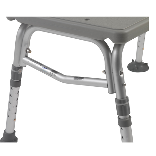 Bettymills Plastic Tub Transfer Bench With Adjustable