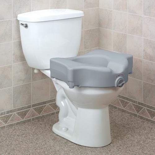 Bettymills Heavy Duty Locking Raised Toilet Seat 5