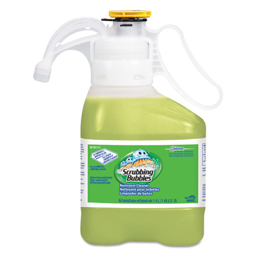Bettymills scrubbing bubbles ultra concentrated restroom for Msds scrubbing bubbles bathroom cleaner