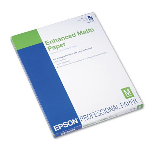 Epson 8 Color Inkjet Print Epson Premium Semigloss Photo: BettyMills: Epson® Ultra Premium Matte Presentation Paper