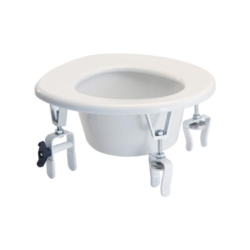 Bettymills Versa Height Raised Toilet Seat Gf Health 6492a