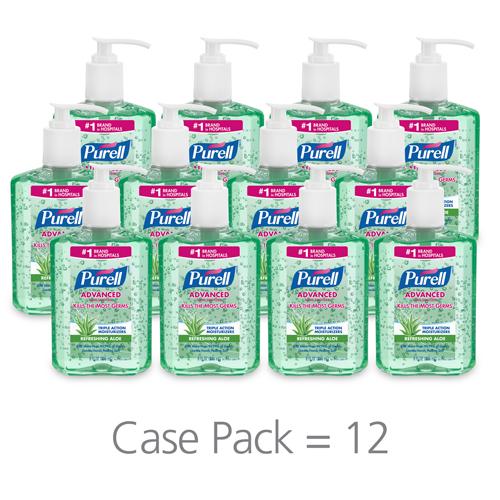 Purell hygienic hand gel msds
