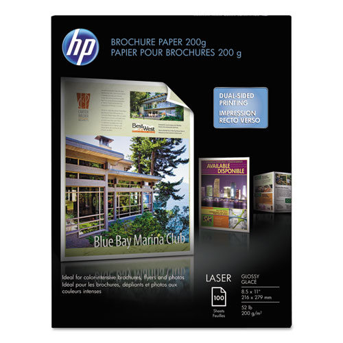 Bettymills hp laser glossy brochure paper hewlett for Hp brochure template