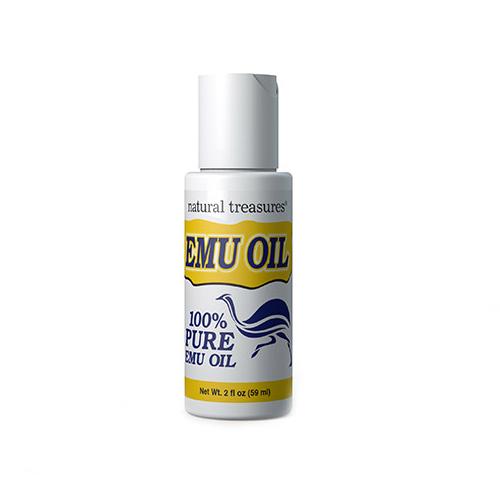Natural Treasures Emu Oil