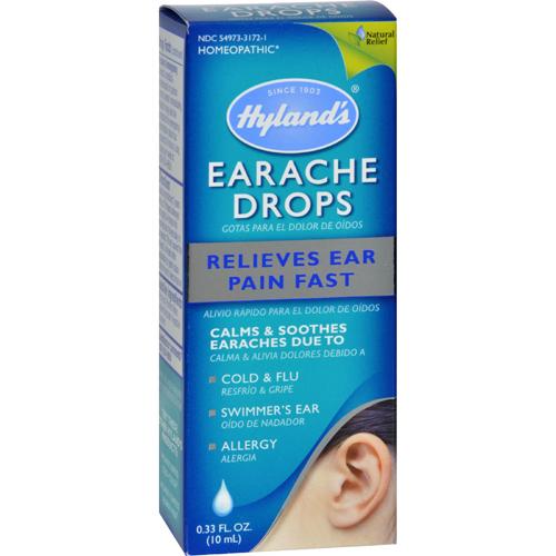 Earache homeopathic