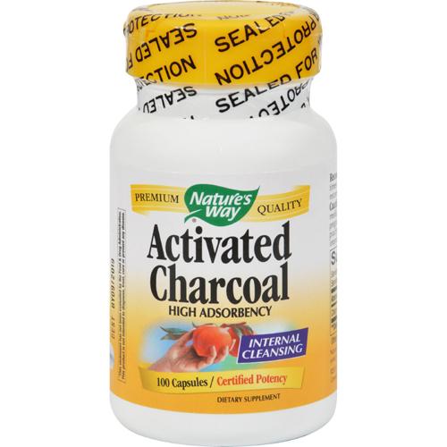 Nature S Way Activated Charcoal Hi Pot Activated Charcoal