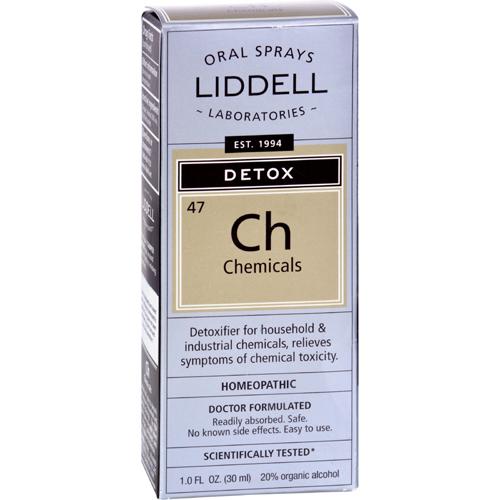 Chemical Detox Spray - 1 fl oz
