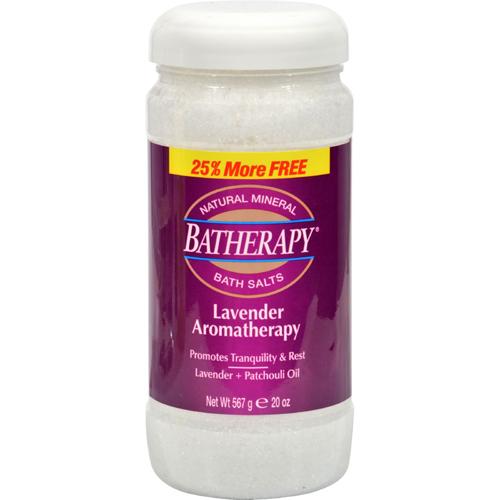 Lithium bath salts