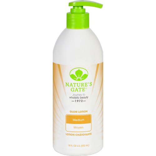 Nature S Gate Glow Lotion Light