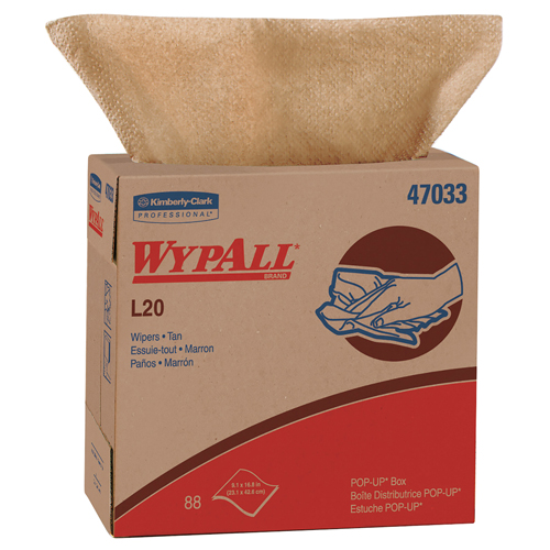BettyMills: WYPALL* L20 Wipers POP-UP* Box - Kimberly ...