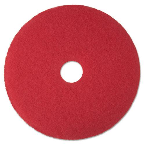 Bettymills Red Buffer Floor Pads 5100 3m 8388