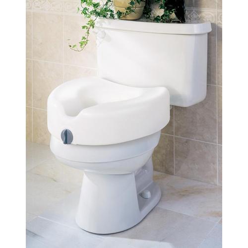 Bettymills Seat Toilet Raised 5 Quot Locking Guardian No