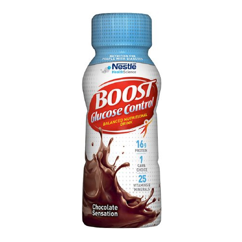 Amazon Com Boost Glucose Control Nutritional Drink: BettyMills: Oral Supplement Boost Glucose Control® Rich