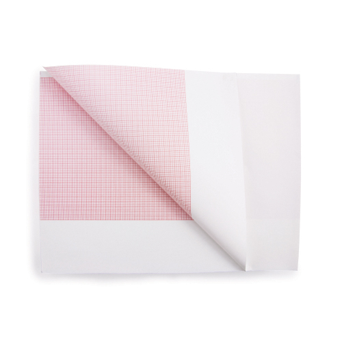 Bettymills ecg recording paper 8 1 2 x 183 foot z fold for 183 cm in feet and inches