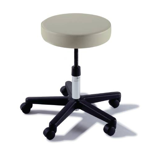 Amazing Exam Stool Ritter 270 Value Series Backless Spinlift Height Adjustment 5 Casters Shadow Grey Cjindustries Chair Design For Home Cjindustriesco