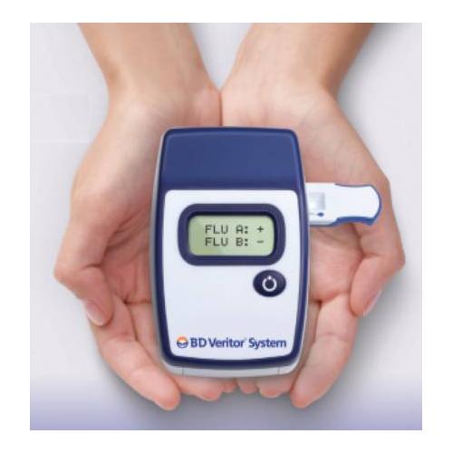 Bettymills Control Swab Set Bd Veritor System 10 Flu A B