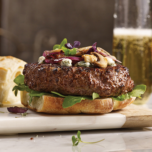 Summer Kitchen Omaha: BettyMills: Filet Mignon Burgers