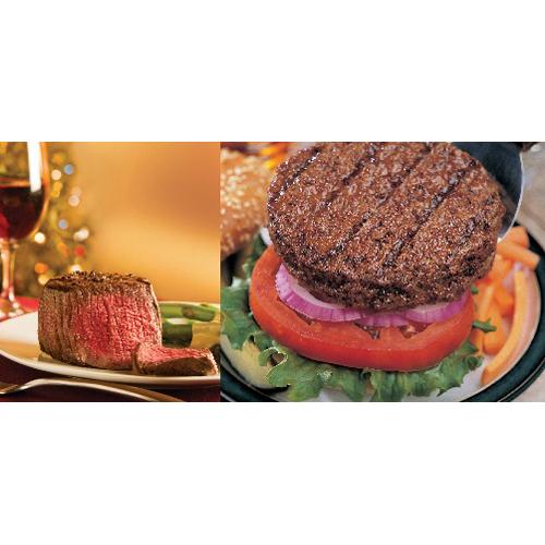 how to cook omaha steak burgers