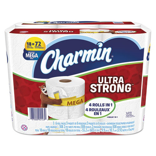 Bettymills charmin ultra strong bathroom tissue procter gamble pgc94143ct Boardwalk 6145 bathroom tissue