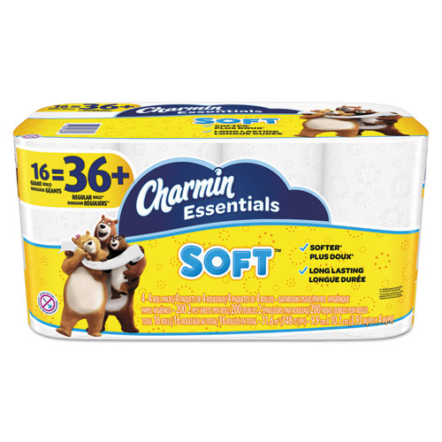 Bettymills charmin essentials soft bathroom tissue procter gamble pgc96608 Boardwalk 6145 bathroom tissue