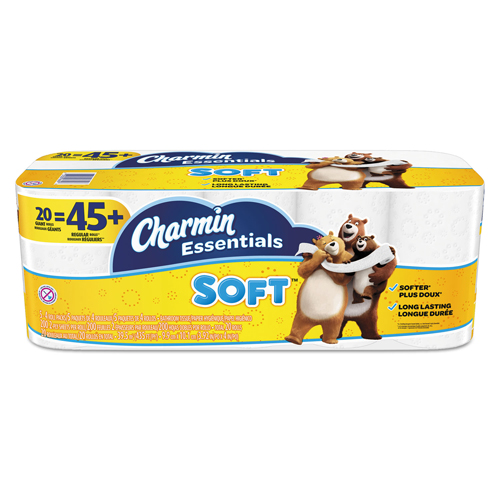 Bettymills charmin essentials soft bathroom tissue procter gamble pgc96609 Boardwalk 6145 bathroom tissue