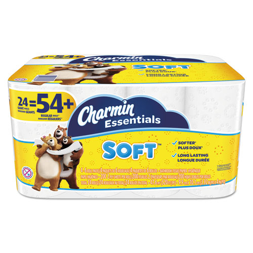 Bettymills charmin essentials soft bathroom tissue procter gamble pgc96610 Boardwalk 6145 bathroom tissue