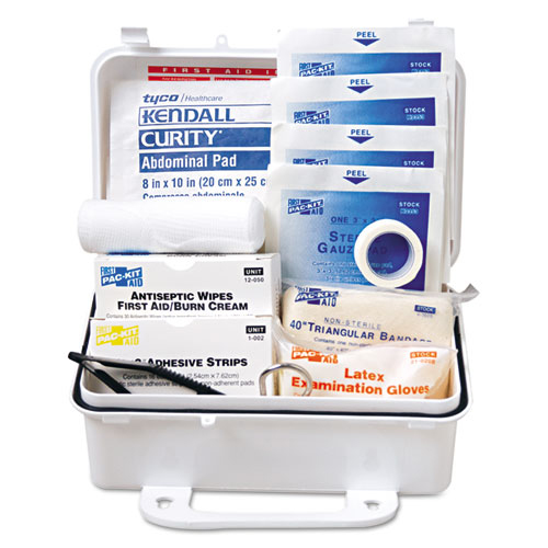 10 Person Contractor's First Aid Kits