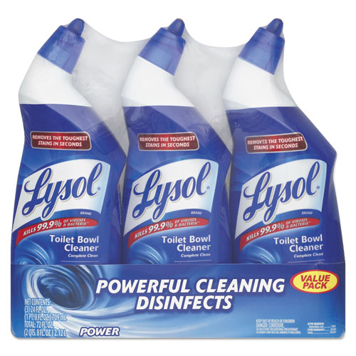Bettymills Lysol 174 Brand Disinfectant Toilet Bowl Cleaner