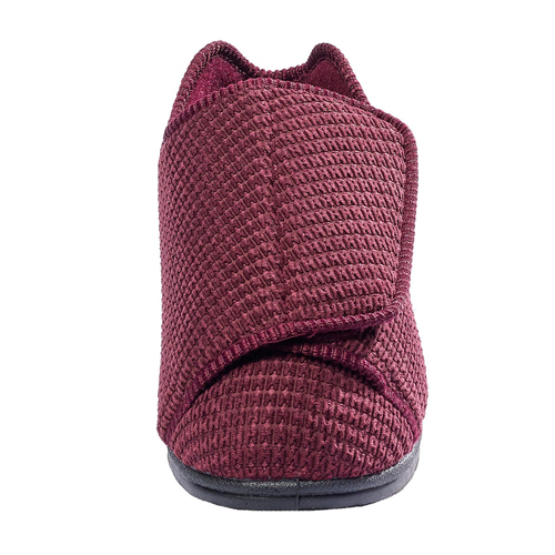 e25f229fd92e Silverts Womens Extra Extra Wide Width Adaptive Slippers - Deep Diabetic    Edema Slippers