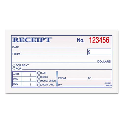 bettymills tops money and rent receipt books tops 46820
