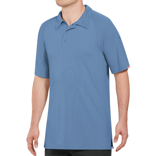 Red Kap Mens Active Performance Polo Shirt
