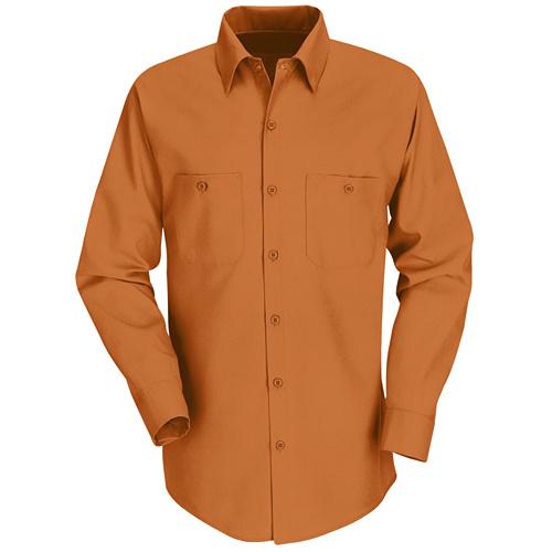 82b4c5950 BettyMills: Men's Industrial Work Shirt - Red Kap SP14NV-RG-L