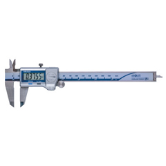 ORS504-500-752-20 - MitutoyoSeries 500 Ip67 Digimatic Calipers, 0 In-6 In, Hardened Steel, W/O Spc
