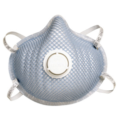 MLD507-2300N95 - Moldex2300 Series N95 Particulate Respirators, Half-Facepiece, 2-Strap, M/L, 10/Bx