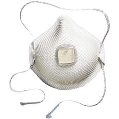MLD507-2700N95 - Moldex - 2700 Series Handystrap N95 Particulate Respirators, Half-Facepiece, M/L, 10/Bx