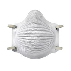 MLD507-4201 - MoldexAirwave N95 Disposable Particulate Respirators, 2-Strap, Oil-Free Filter, 10/Bx