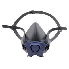 MLD507-7001 - Moldex7000 Series Respirator Facepieces, Small