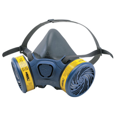 MLD507-7002 - Moldex7000 Series Respirator Facepieces, Medium