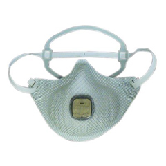 MLD507-EZ23 - MoldexEZ-ON® N95 Particulate Respirators