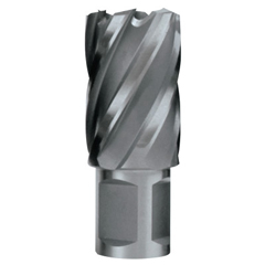 EVO510-CC100L - EvolutionCyclone High Speed Steel Annular Cutters, 1 In Dia., 2 In Depth