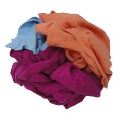 HSC515-25 - HospecoTerry Cloth Pieces Reclaimed Rags