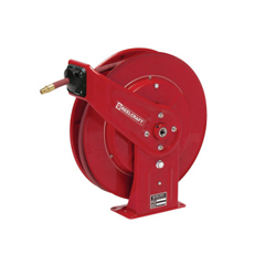 RLC523-7670OLP - ReelcraftHeavy Duty Spring Retractable Hose Reels, 3/8 In X 70 Ft