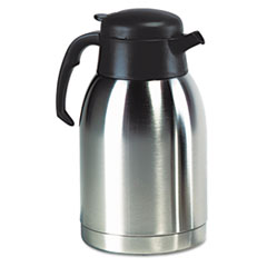 HORSVC190 - Hormel Stainless Steel Lined Vacuum Carafe