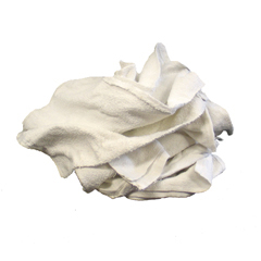 HSC533-25 - HospecoTerry Towel Irregulars Hand Size
